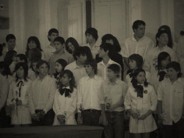 Fotolog de florgallina: Acto De Egresados